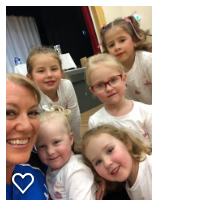 preschool Classes at Template Physie - for girls and ladies 3 years old and up